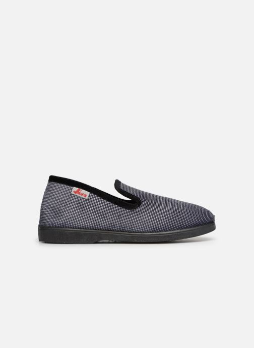 Slippers Rondinaud Castril Grey back view