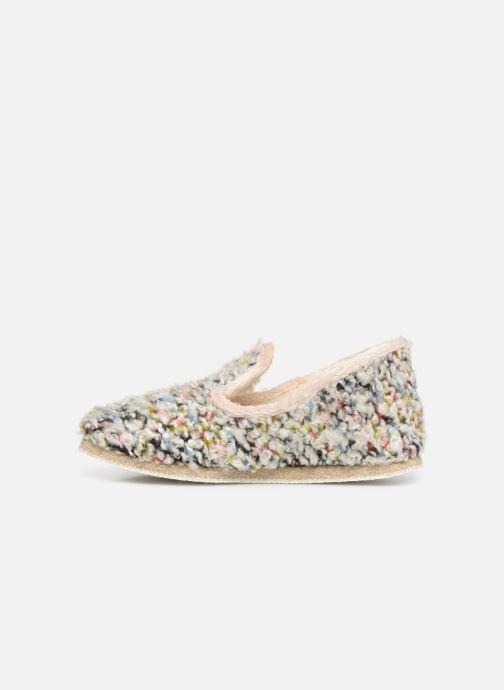 Pantofole Rondinaud Crocy Multicolore immagine frontale