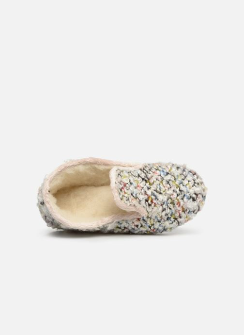Chaussons Rondinaud Crocy Multicolore vue gauche