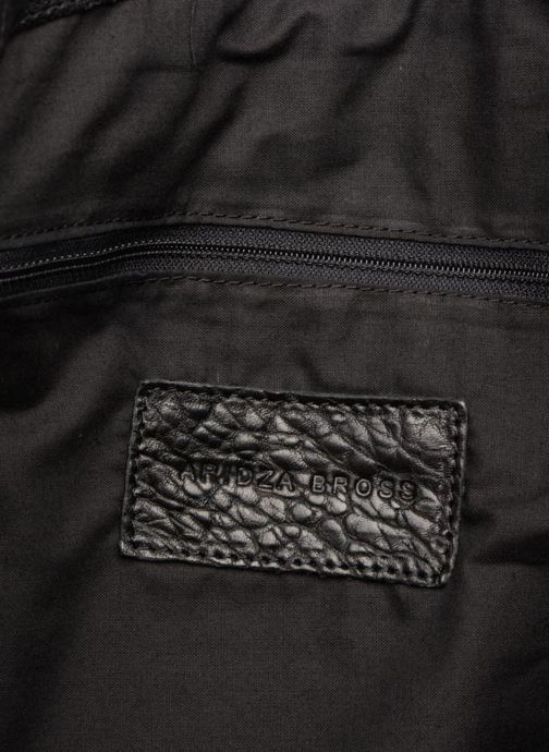 Sacs à main Aridza Bross C1BIS Noir vue derrière