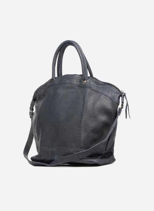 Handtaschen Aridza Bross C1BIS blau ansicht von rechts