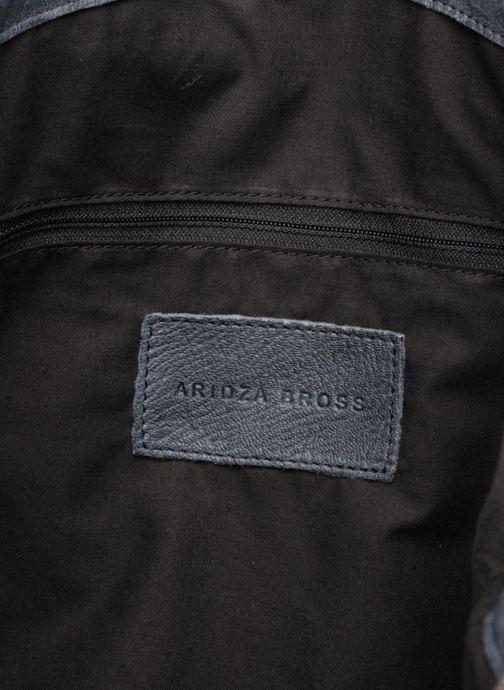 Sacs à main Aridza Bross C1BIS Bleu vue derrière