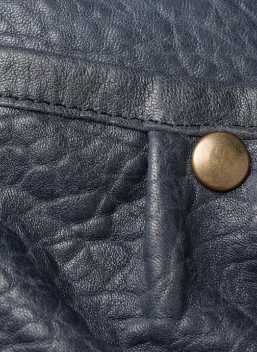 Handtaschen Aridza Bross C1BIS blau ansicht von links