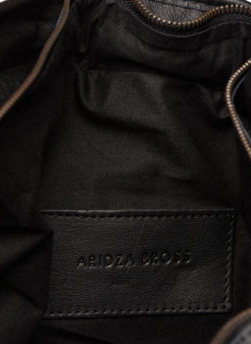 Handtaschen Aridza Bross 3351 schwarz ansicht von hinten