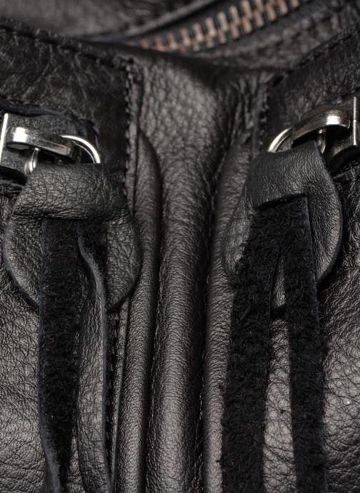 Handtaschen Aridza Bross 3351 schwarz ansicht von links