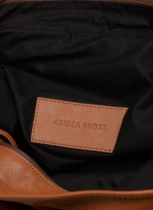 Handtaschen Aridza Bross 3351 braun ansicht von hinten