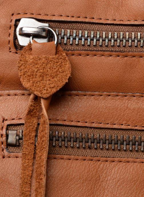 Handtaschen Aridza Bross 3351 braun ansicht von links