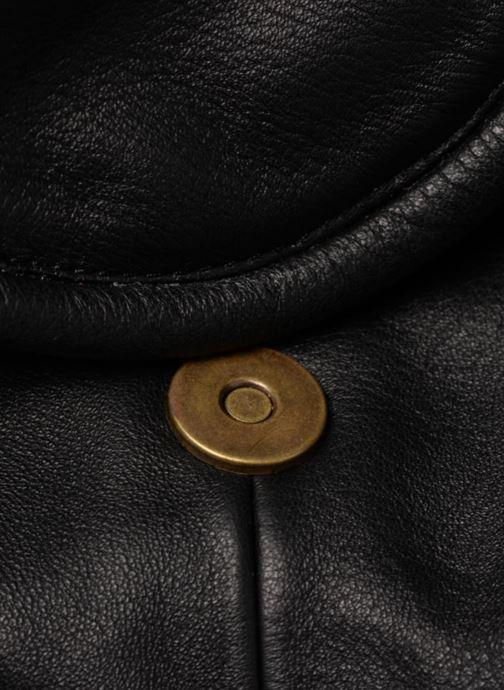 Handtaschen Aridza Bross 3359 schwarz ansicht von links