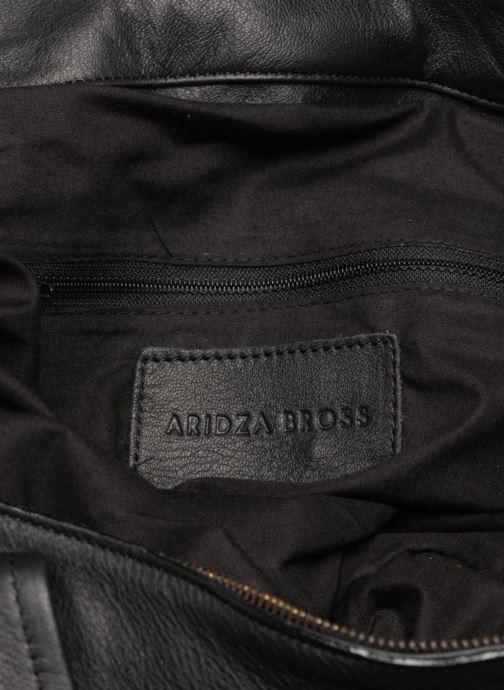 Bolsos de mano Aridza Bross 3696 Negro vistra trasera