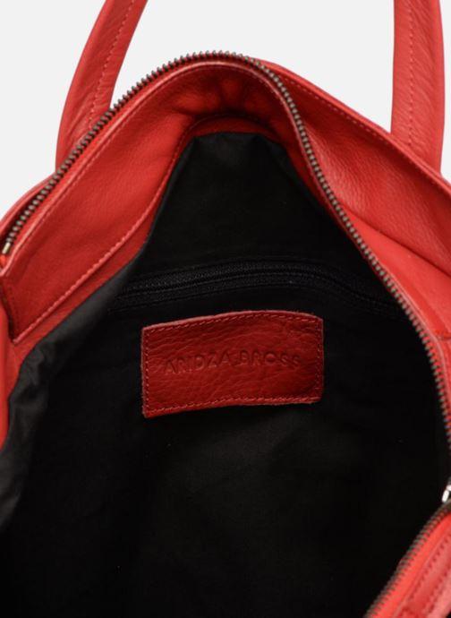 Handtaschen Aridza Bross 3696 rot ansicht von hinten
