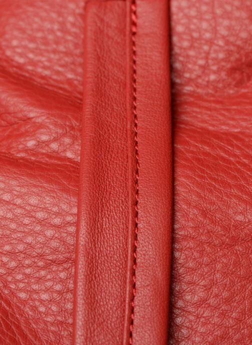 Handtaschen Aridza Bross 3696 rot ansicht von links