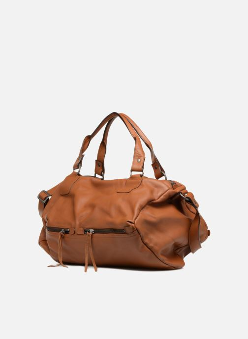 Handtaschen Aridza Bross 3448 braun schuhe getragen