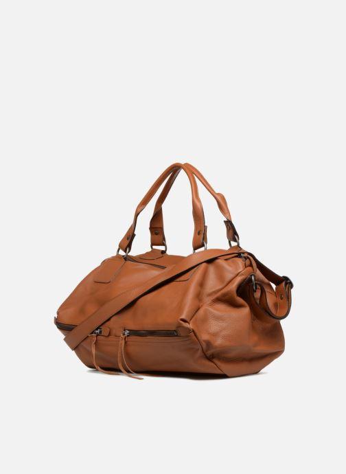 Handtaschen Aridza Bross 3448 braun ansicht von rechts