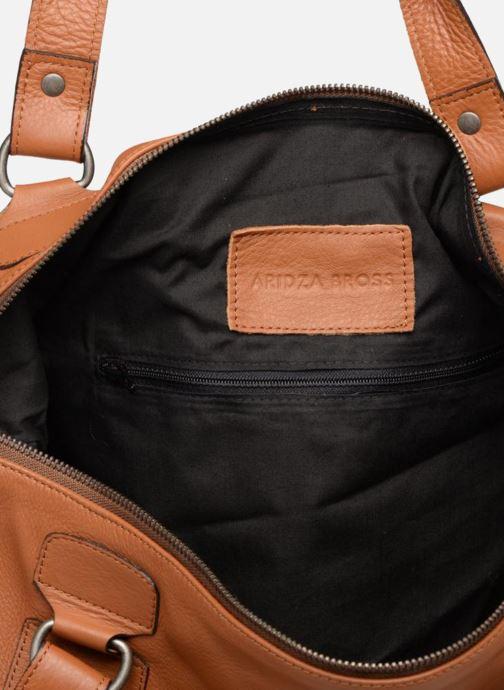 Håndtasker Aridza Bross 3448 Brun se bagfra
