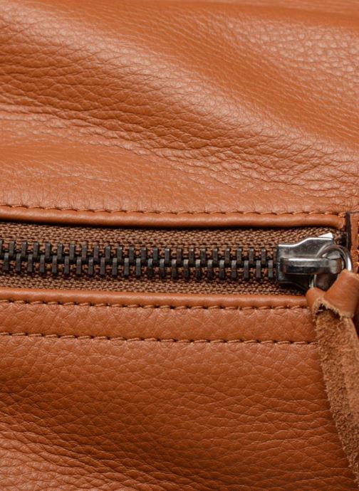 Handtaschen Aridza Bross 3448 braun ansicht von links