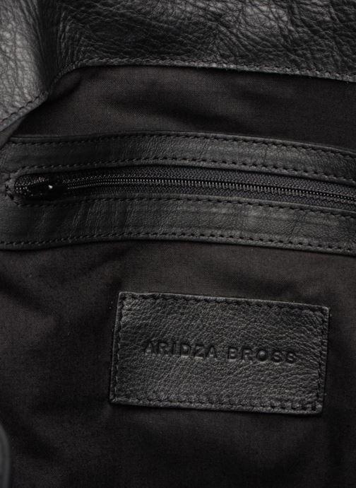 Sacs à dos Aridza Bross R2 Vachette/Daim Noir vue derrière