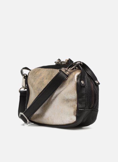 Handtaschen Aridza Bross 3810 silber ansicht von rechts