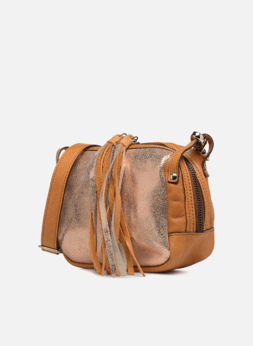 Handtaschen Aridza Bross 3810 gold/bronze schuhe getragen