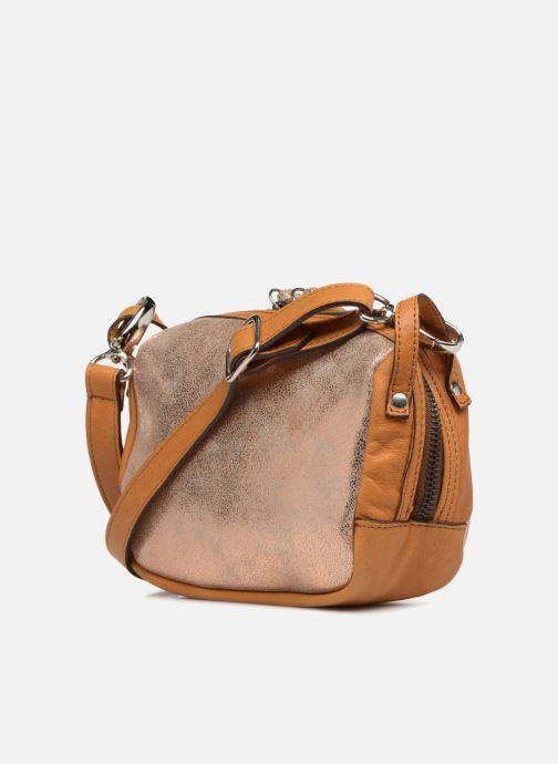 Handtaschen Aridza Bross 3810 gold/bronze ansicht von rechts