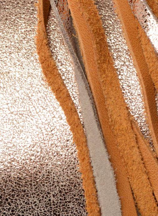 Bolsos de mano Aridza Bross 3810 Oro y bronce vista lateral izquierda