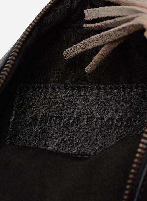 Bolsos de mano Aridza Bross D109 Oro y bronce vistra trasera