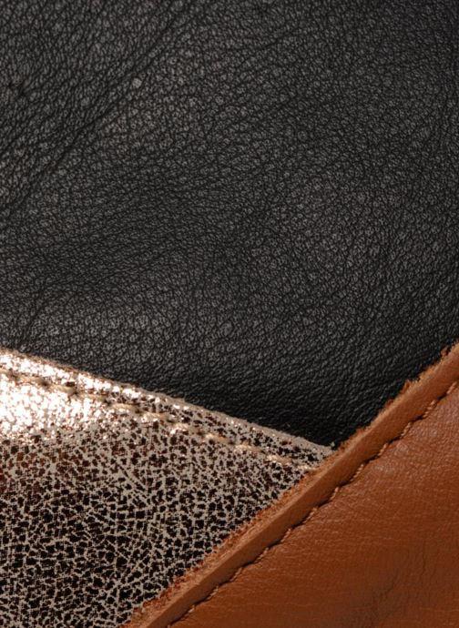 Bolsos de mano Aridza Bross D109 Oro y bronce vista lateral izquierda