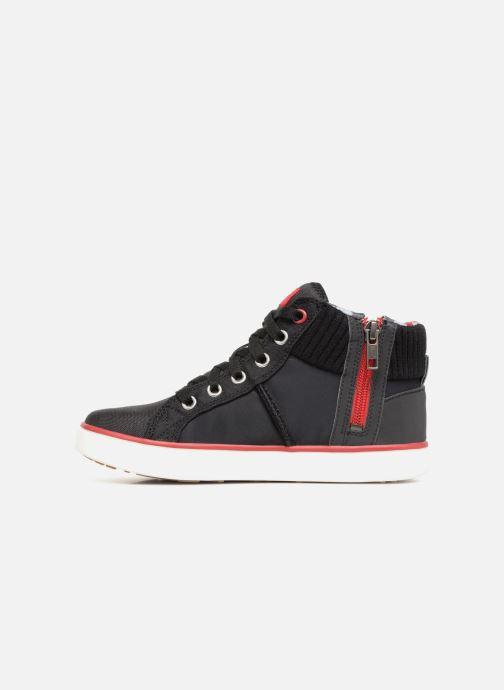 Sneaker UGG Boscoe Sneaker K schwarz ansicht von vorne