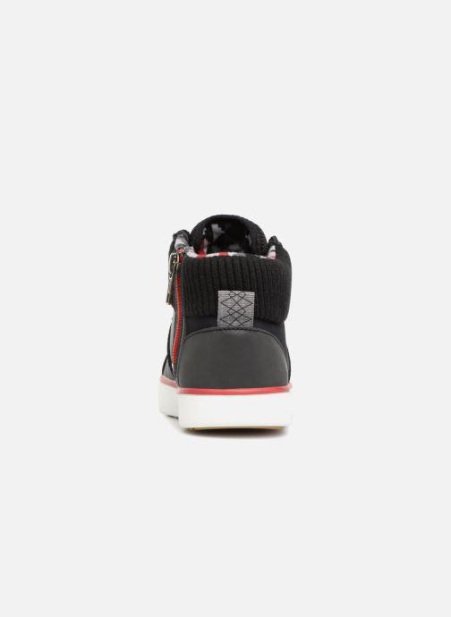 Baskets UGG Boscoe Sneaker K Noir vue droite