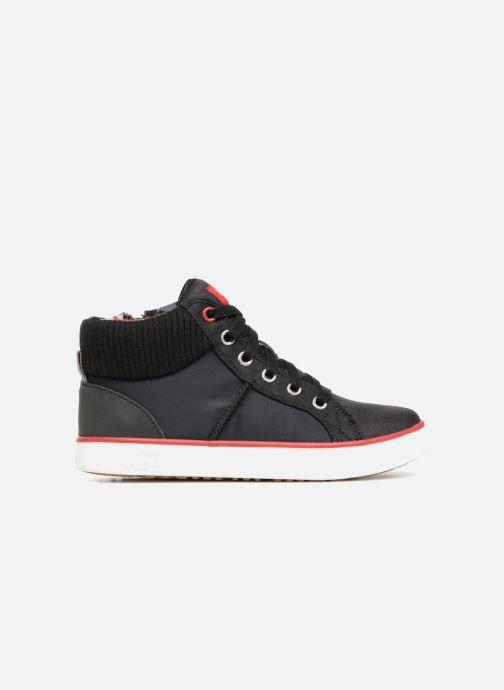 Baskets UGG Boscoe Sneaker K Noir vue derrière