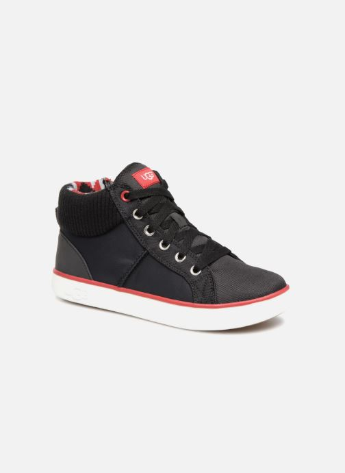 Baskets UGG Boscoe Sneaker K Noir vue détail/paire