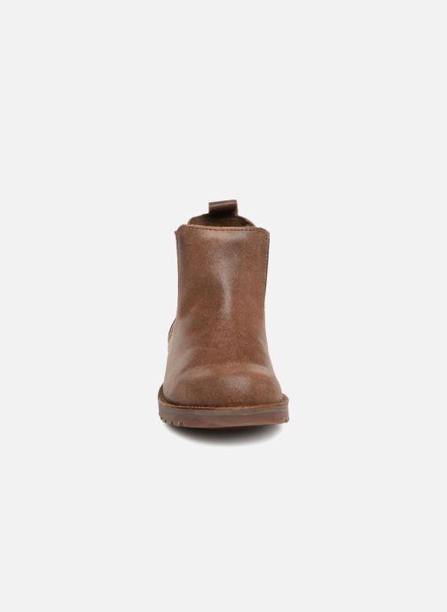 Bottines et boots UGG Callum K Marron vue portées chaussures