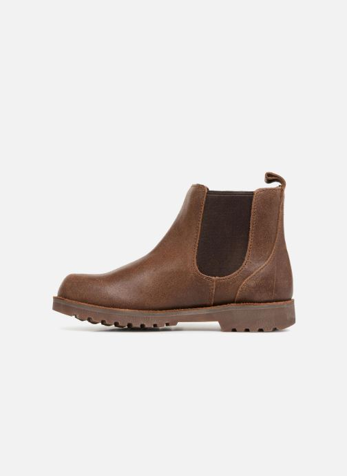 Ankle boots UGG Callum K Brown front view