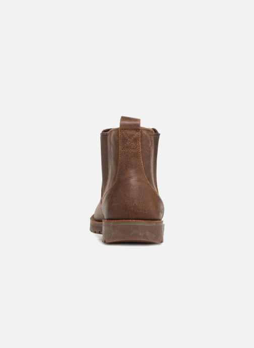 Ankle boots UGG Callum K Brown view from the right