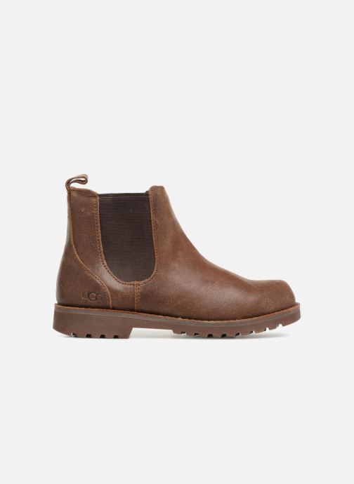 Ankle boots UGG Callum K Brown back view