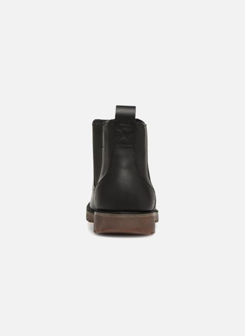 Bottines et boots UGG Callum K Noir vue droite
