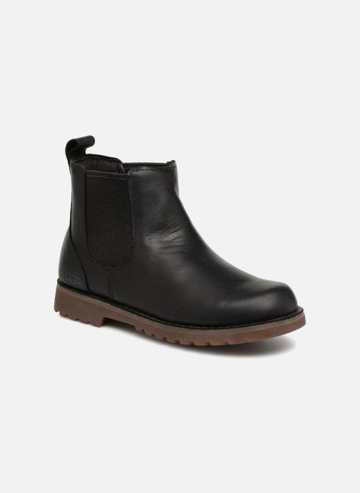 Bottines et boots UGG Callum K Noir vue détail/paire