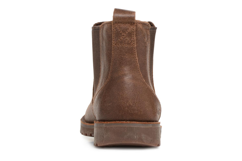Bottines et boots UGG Callum K Marron vue droite