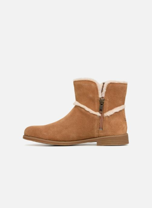 Bottines et boots UGG Coletta K Marron vue face