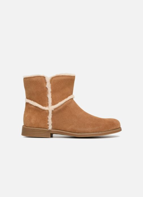 Ankle boots UGG Coletta K Brown back view