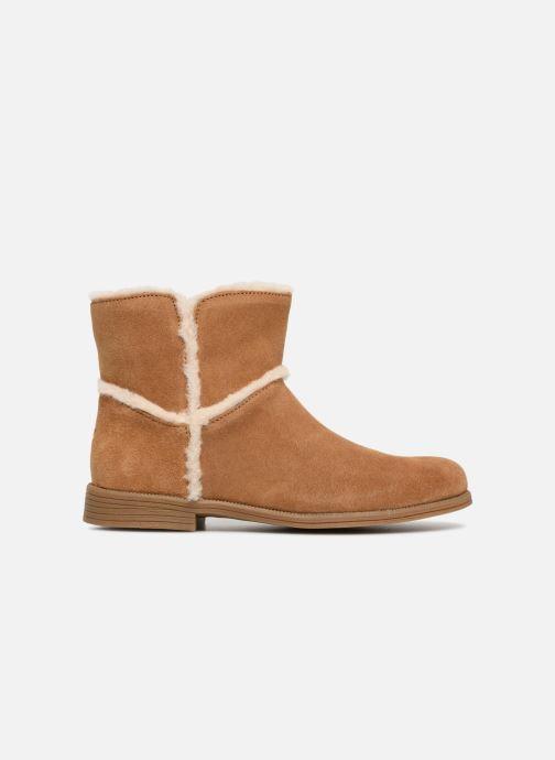 Bottines et boots UGG Coletta K Marron vue derrière