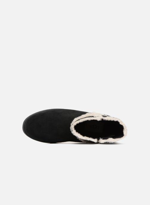 Bottines et boots UGG Coletta K Noir vue gauche
