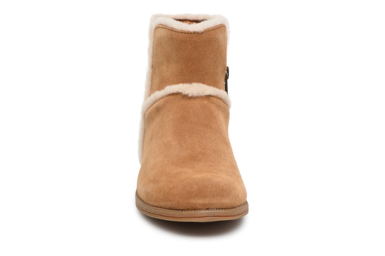 Bottines et boots UGG Coletta K Marron vue portées chaussures