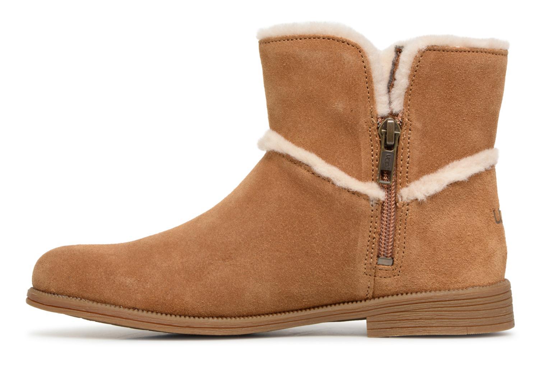Bottines et boots UGG Coletta K Marron vue face