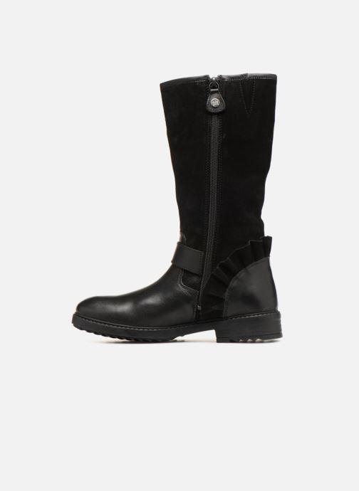 Stiefel Gioseppo 45518 schwarz ansicht von vorne