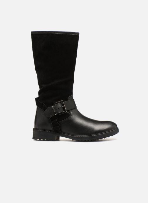 Stiefel Gioseppo 45518 schwarz ansicht von hinten