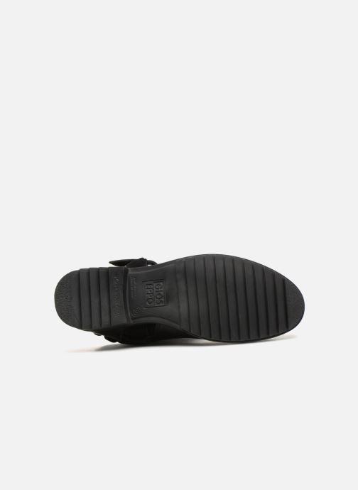 Stiefel Gioseppo 45518 schwarz ansicht von oben