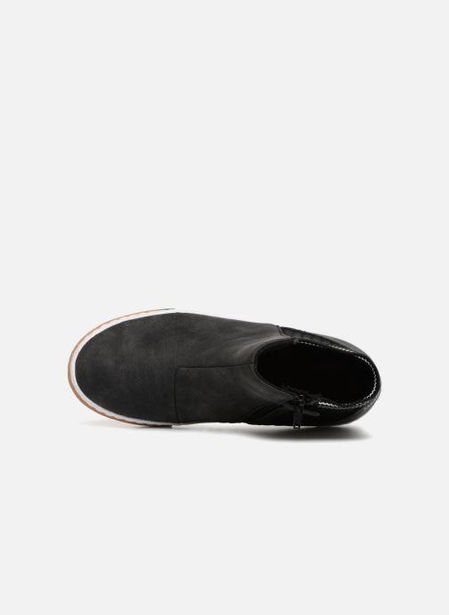 Boots en enkellaarsjes Gioseppo 45665 Zwart links