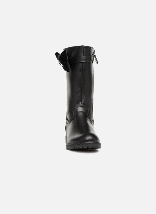 Stiefel Gioseppo 45853 schwarz schuhe getragen