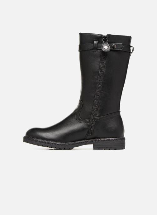 Stiefel Gioseppo 45853 schwarz ansicht von vorne
