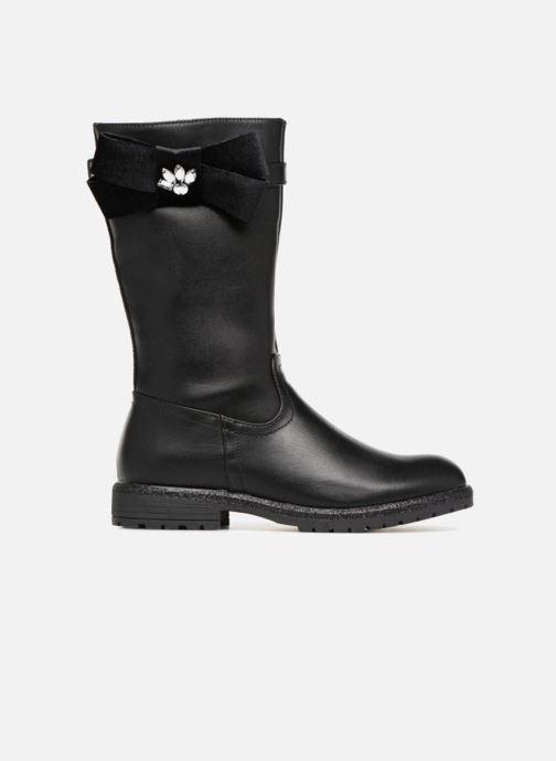 Stiefel Gioseppo 45853 schwarz ansicht von hinten